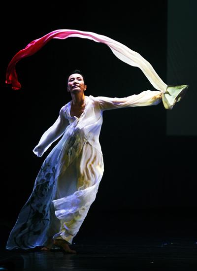 Nữ nghệ sĩ Hàn Quốc Chun Yoo Oh
