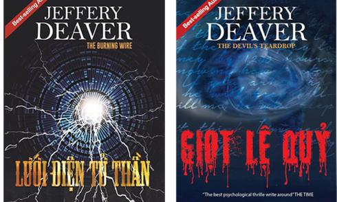 Hai tác phẩm mới của Jeffery Deaver phát hành ở Việt Nam