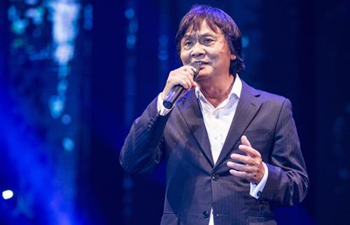 Hơn 40 năm qua, Quang Lý vẫn trung thành với một phong cách trên sân khấu.