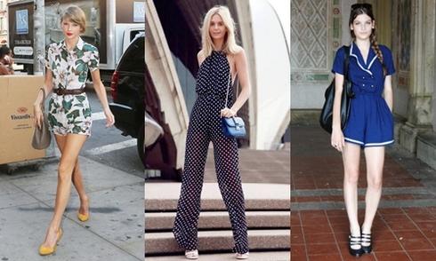 4 lý do khiến tín đồ thời trang thích mặc jumpsuit