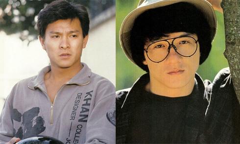 Thuở mới vào nghề của các tài tử gạo cội Hong Kong