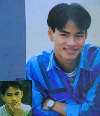 Nhìn lại mái tóc 'bổ luống' của các sao nam Việt