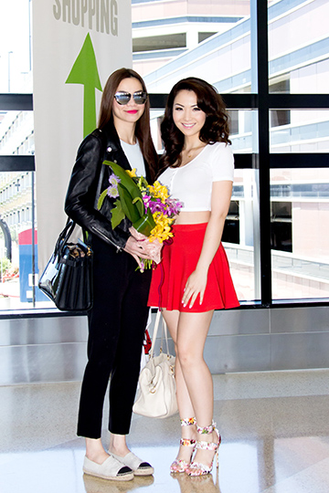 Hồ Ngọc Hà vừa nhận lời mời tham gia biểu diễn trong cuộc thi Hoa hậu Việt Nam Biển xanh toàn cầu 2015.