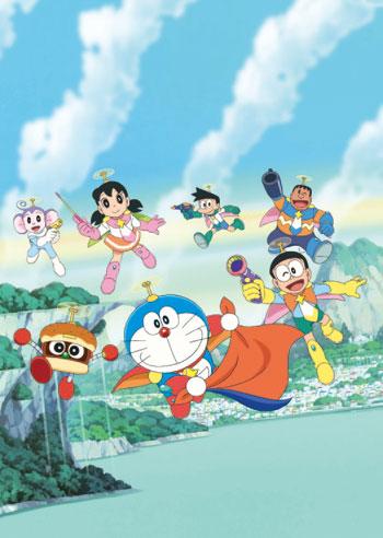 Doraemon trình chiếu phim điện ảnh thứ 35 tại Việt Nam