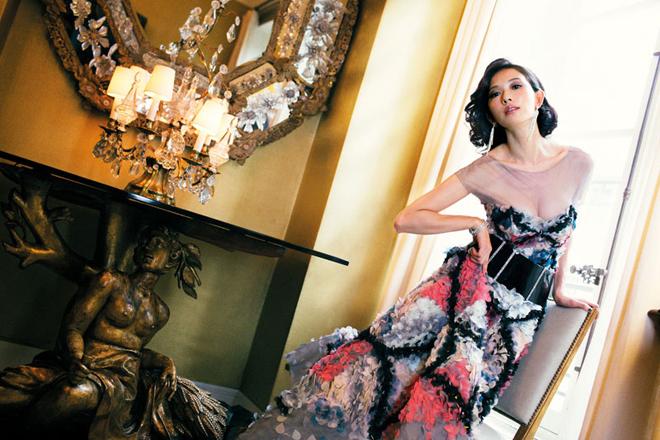 'Từ Huệ' Trương Quân Ninh suýt trở thành mỹ nhân gợi cảm nhất Đài Loan 2015