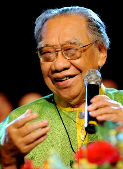 Giáo sư - Tiến sĩ Trần Văn Khê
