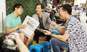 Nhóm Xẩm Hà Thành hát về những sự kiện 'nóng' của xã hội