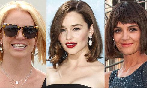 Mỹ nhân Hollywood đua nhau cắt tóc ngắn