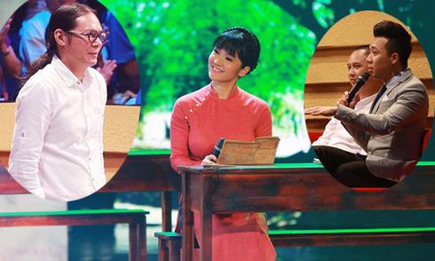 Lưu Thiên Hương nhắc nhở tác giả 'Bài hát Việt' về sáng tạo ca từ