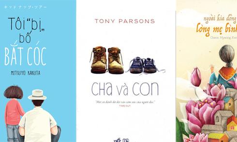 Những cuốn sách mới về tình cha mẹ ấm áp