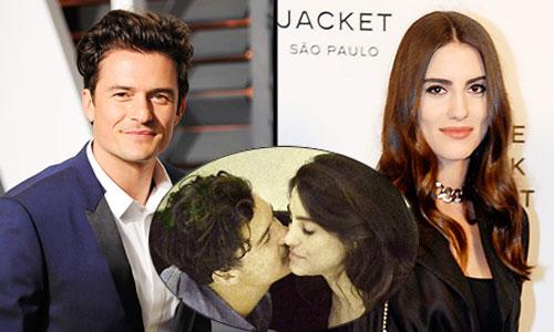 Orlando Bloom được cho là đang hẹn hò người mẫu Luisa Moraes.