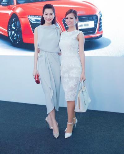 """Cùng là những mỹ nhân """"hot"""" của showbiz Việt, Thu Thảo và Đông Nhi đều được đánh giá cao bởi gu thời trang và khả năng làm việc chuyên nghiệp."""