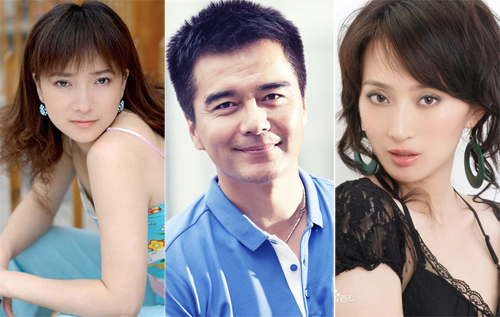 Những sao nam gốc Hoa trải qua nhiều đời vợ