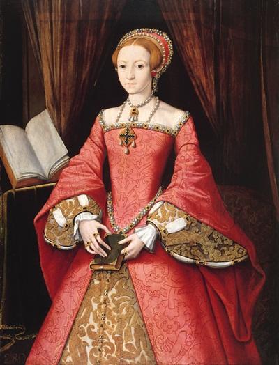 Vào thời Elizabeth ở châu Âu, rất nhiều loại mỹ phẩm làm đẹp bị cấm sử dụng vì bị cho rằng làm cản nguồn năng lượng tốt của cơ thể. Mỉa mai thay, trào lưu làn da trắng nhợt nhạt lại lên ngôi trong giới quý tộc làm tăng mạnh việc sử dụng chì và arsenic  hai thứ kim loại nặng độc hại  để làm trắng da. Nữ hoàng Elizabeth I cũng thường xuyên trang điểm trắng bệch bằng hỗn hợp chì trắng và giấm để duy trì hình ảnh Nữ Hoàng Đồng trinh. Không những thế, bà còn chải tóc ngược ra sau và nhổ sạch chân mày để khoe trọn vầng trán cao thể hiện sự uy quyền.