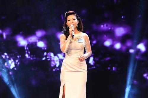 Ngăn cách và Đò qua bến sông (song ca cùng ca sĩ Quốc Đại) là hai ca khúc dự thi của thí sinhLưu Thị Ngọc Phượng.