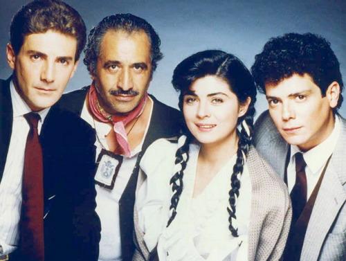 """""""Đơn giản tôi là Maria"""" - bộ phim truyền hình kinh điển của khu vực Nam Mỹ từng gây sốt trên màn ảnh nhỏ Việt Nam vào thập niên 1990."""
