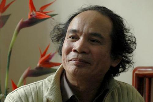 Nguyễn Trọng Tạo gây xúc động với bài thơ về em bé Campuchia