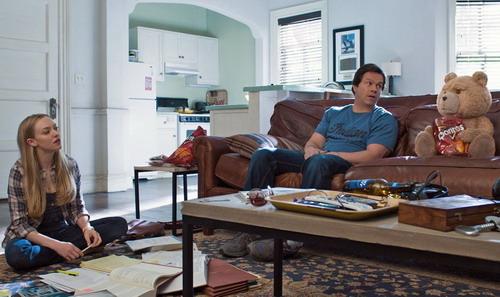 """Ba nhân vật chính trong """"Ted 2""""."""