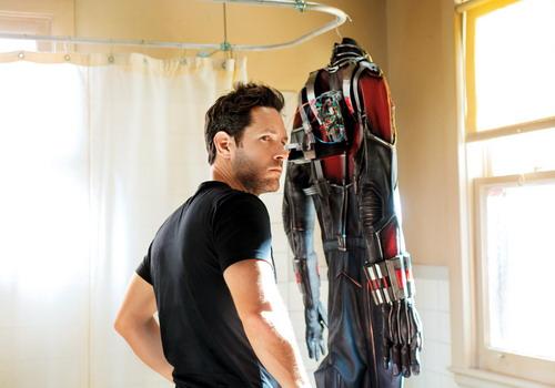 Paul Rudd là tài tử mới nhất gia nhập dàn siêu anh hùng của Marvel.