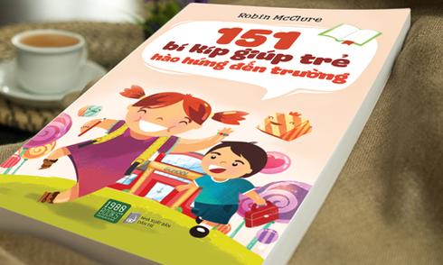 Sách tư vấn cách đưa trẻ đến trường với nụ cười
