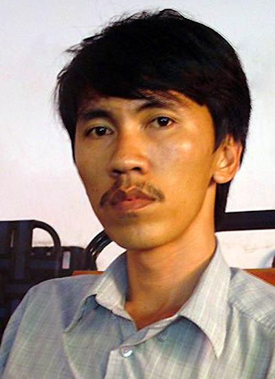 Nhà văn Nguyễn Ngọc Thuần.