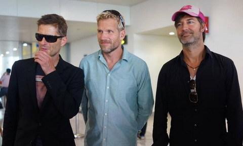 Michael Learns to Rock đặt chân đến Hà Nội