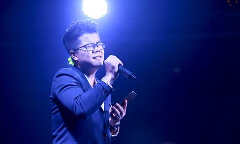 Đinh Mạnh Ninh tổ chức đêm nhạc mừng sinh nhật