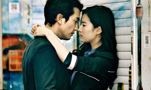 Đoàn phim hé lộ cảnh nồng nàn của Diệc Phi - Seung Hun