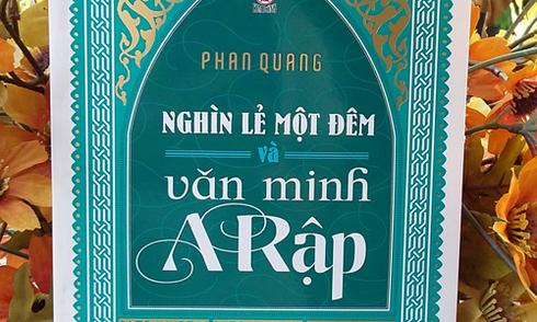 Sách vén màn văn minh Ả Rập qua câu chuyện nàng Sheherazade