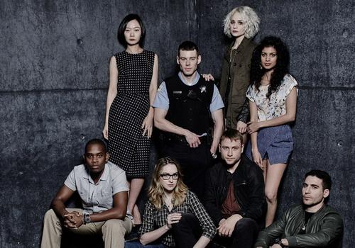 """Tám nhân vật chính của """"Sense8""""."""