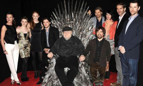 Cha đẻ 'Game of Thrones' hé lộ kết thúc của phim