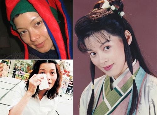 Lưu Cẩm Linh nổi tiếng với vai A Châu trong Thiên long bát bộ. Vì bị thất sủng ở TVB, cô chuyển sang làm nhân viên bảo hiểm. Diễn viên cho biết từ khi làm công việc này, bạn bè của cô giảm đi một nửa.