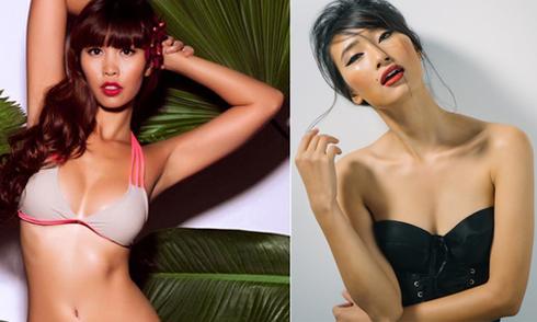 Những người đẹp Việt thích làn da nâu bóng