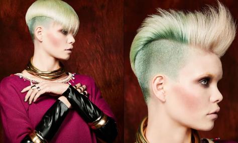 Goldwell Việt Nam giới thiệu show thời trang tóc