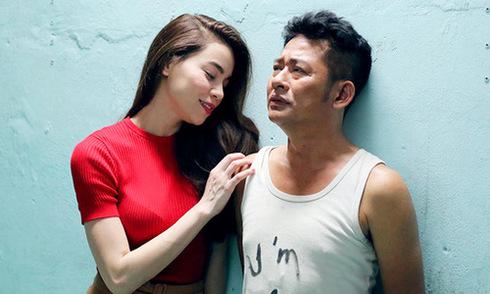 Hồ Ngọc Hà bất đồng với đoàn phim 'Hy sinh đời trai'