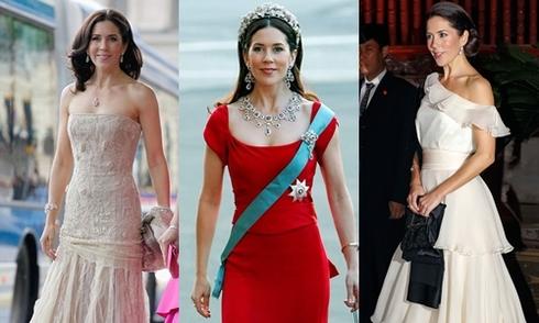 Váy áo của 'Công nương mặc đẹp nhất thế giới'