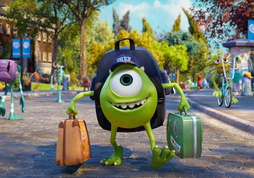 10 nhân vật ghi dấu ấn trong phim hoạt hình Pixar