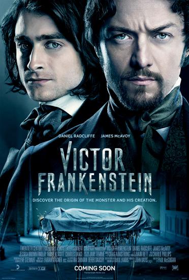 Sao 'Harry Potter' đóng phim 'Frankenstein' phiên bản mới