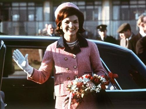 Biểu tượng thời trang - cựu Đệ nhất phu nhân MỹJackie Kennedy