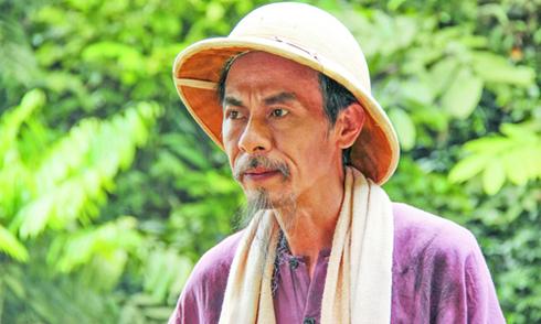 Bùi Bài Bình gây ấn tượng trong lần đầu nhập vai Hồ Chí Minh