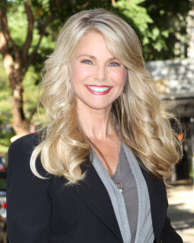 Christie Brinkley (4) The three-time