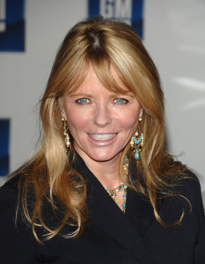 Cheryl Tiegs (4) Cheryl Tiegs, who is considered America's first supermodel, is currently single. Here are four lucky men who had the pleasure of her company for a few years: Rod Stryker (1998-2001), Anthony Peck - Yes, that's Gregory's son (1990-1995), Peter Hill Beard (1981-1983), Stan Dragoti (1970-1979).