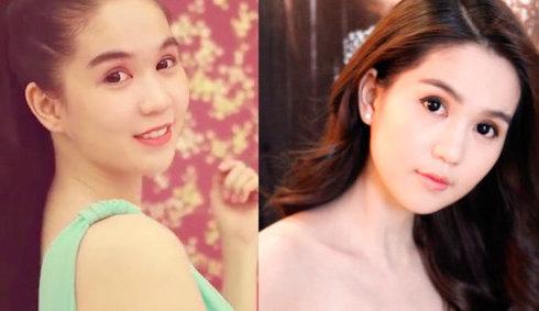 MC Giọng hát Việt 2015 khoe vẻ đẹp với sắc trắng