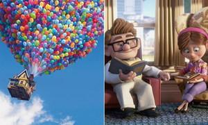 10 khoảnh khắc đáng nhớ trong phim hoạt hình của Pixar