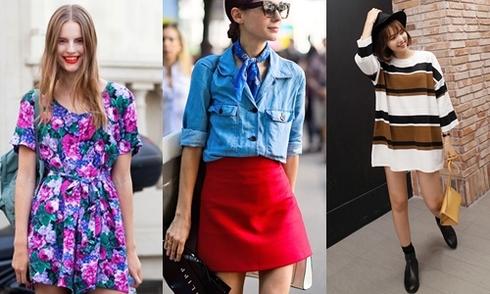 10 món đồ thời trang cần có vào mùa thu 2015