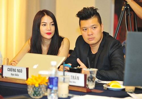 Trương Ngọc Ánh và đạo diễn Cường Ngô lần thứ ba hợp tác trong một phim mới. Ảnh: Zun Phan.