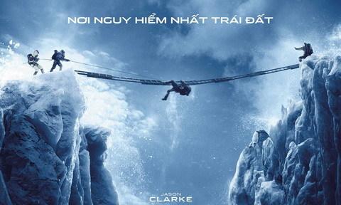 Êkíp phim 'Everest' quay trên núi tuyết -30 độ