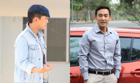 Hứa Vĩ Văn biến hóa với hai kiểu tóc trong phim mới