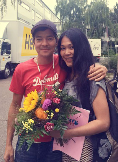 Đinh Y Nhung tham gia phim Đức kể về cuộc sống người Việt
