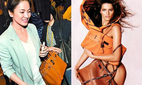 Cách phân biệt túi Hermes Birkin thật và giả